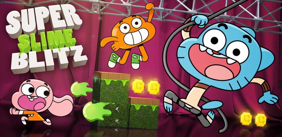 Mobiele Cartoon Network-apps   Spelletjes voor mobiel